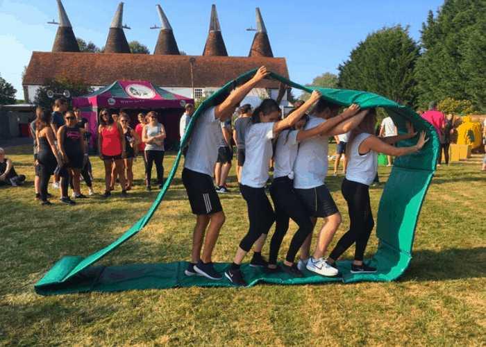 Team Building Giochi Senza Frontiere